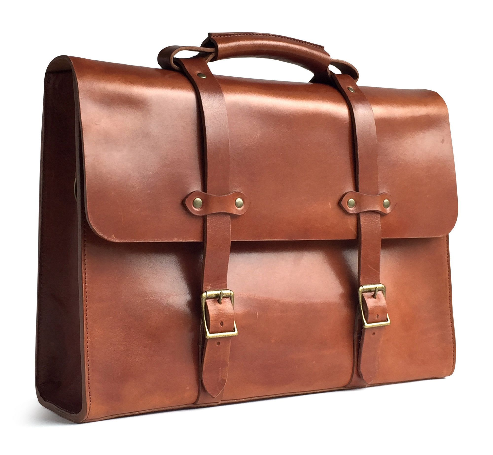 International Shipping Available. This classic briefcase was inspired by  vintage lawyer briefcases from the 1920 s to 1940 s. Made of full grain 664477ca258b5