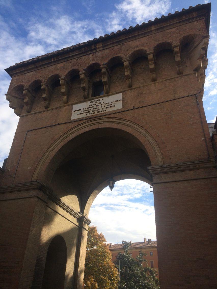 Porta Saragoza Bologna