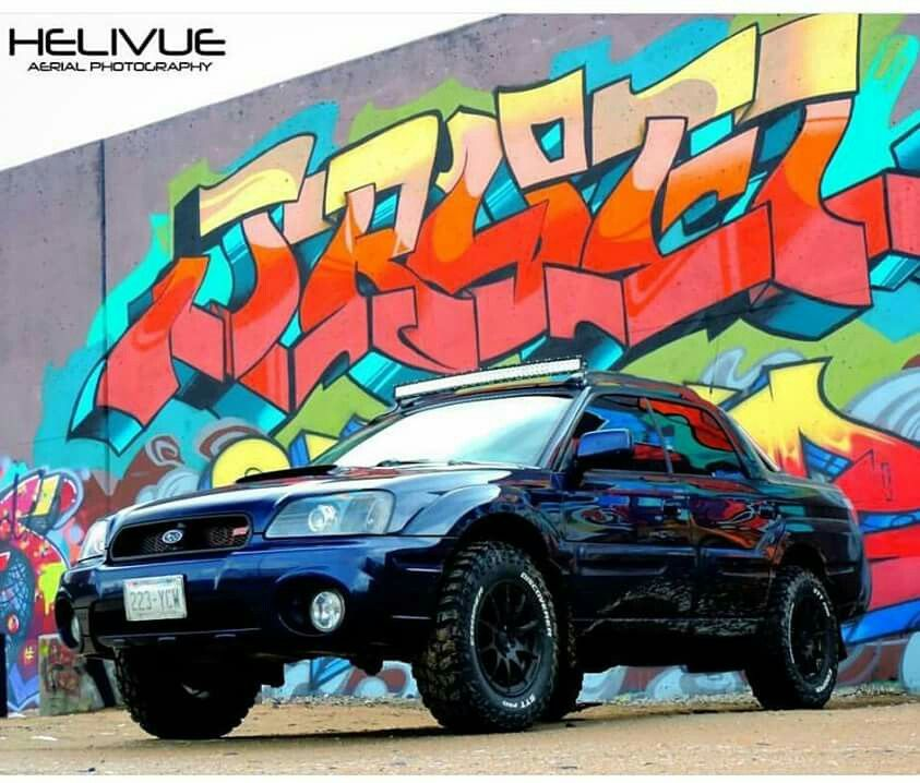 I D Drive This Subaru Baja Lifted Subaru Subaru Wrx Wagon