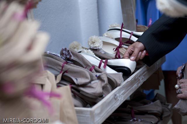 Petite Mafalda: Pequeños detalles hacen grandes bodas