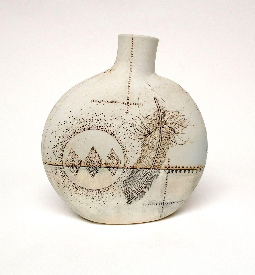 Diana Fayt Ceramic Artists Ceramic Painting Porcelain Jewelry