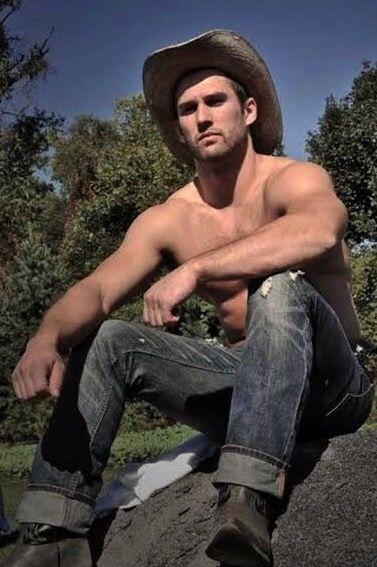 Gay cowboy boot