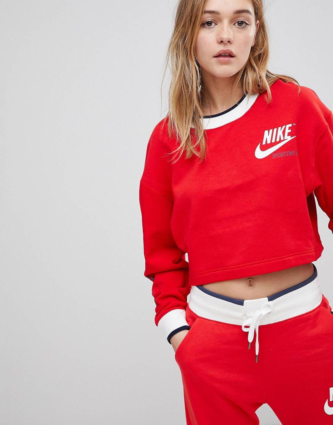 Just When I Thought I Didn T Need Something New From Asos I Kinda Do Sweatshirts Sweatshirt Fashion Dropped Shoulder Sweatshirt [ 1435 x 1125 Pixel ]