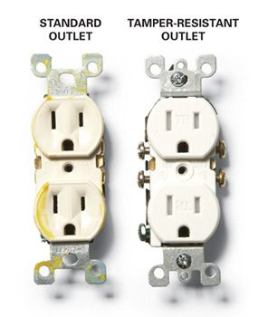 How To Install A Tamper Resistant Outlet Projects To Try