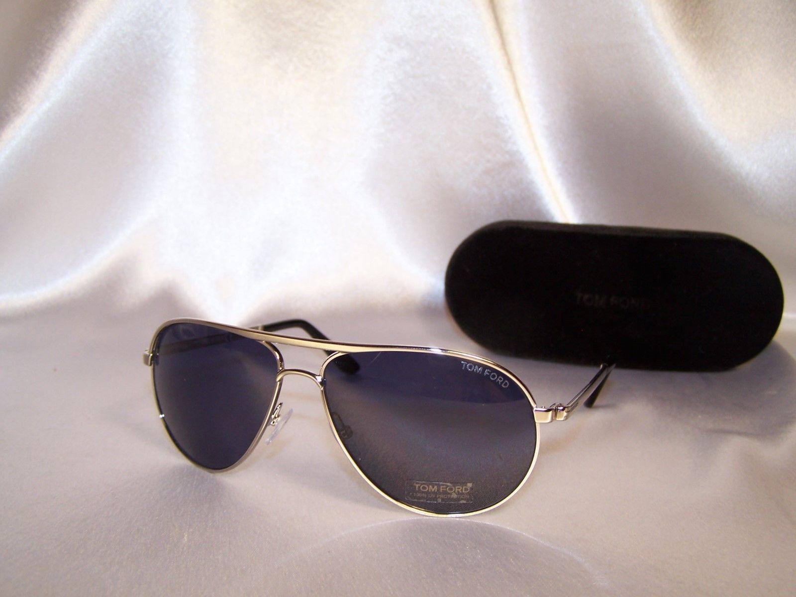 Tom Ford Marko TF0144-18V  Silver / Blue Sunglasses James Bond 007 Skyfall https://t.co/8AumxvEGcj https://t.co/DgY2G4iai1