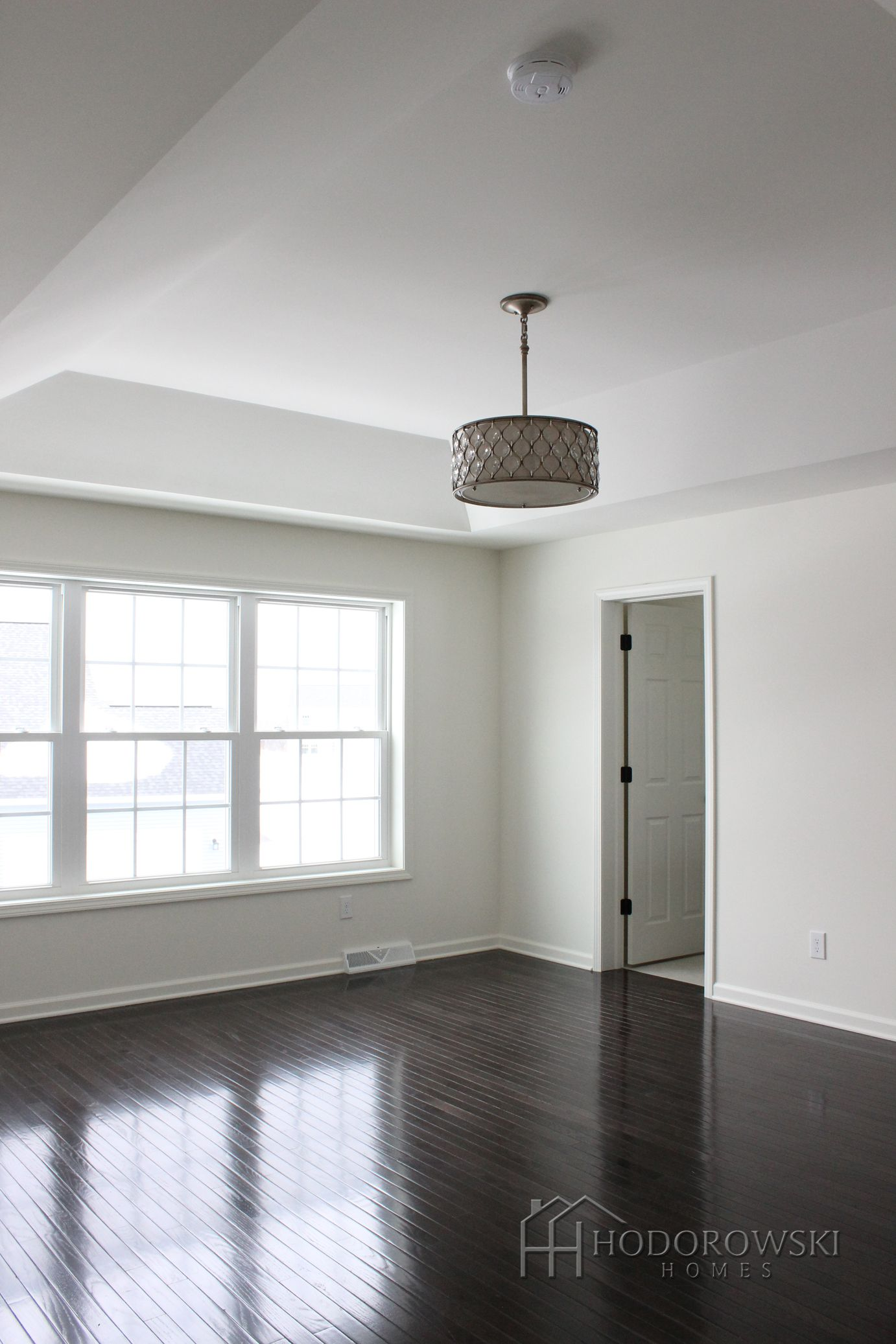 Build An Inverted Tray Ceiling Into Your Master Bedroom For A Beautiful Statement This Bedroom