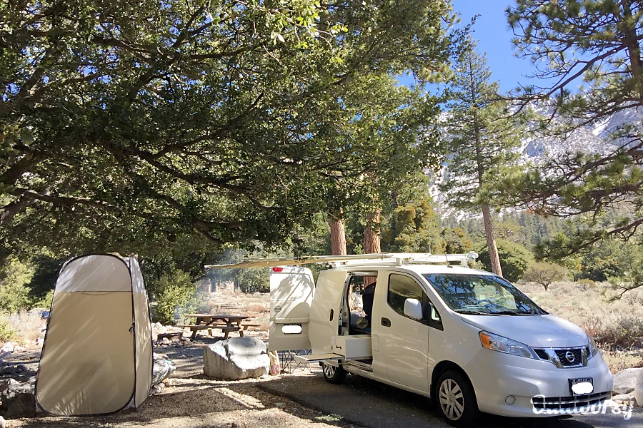 2015 Nissan NV200 SV Motor Home Camper Van Rental in
