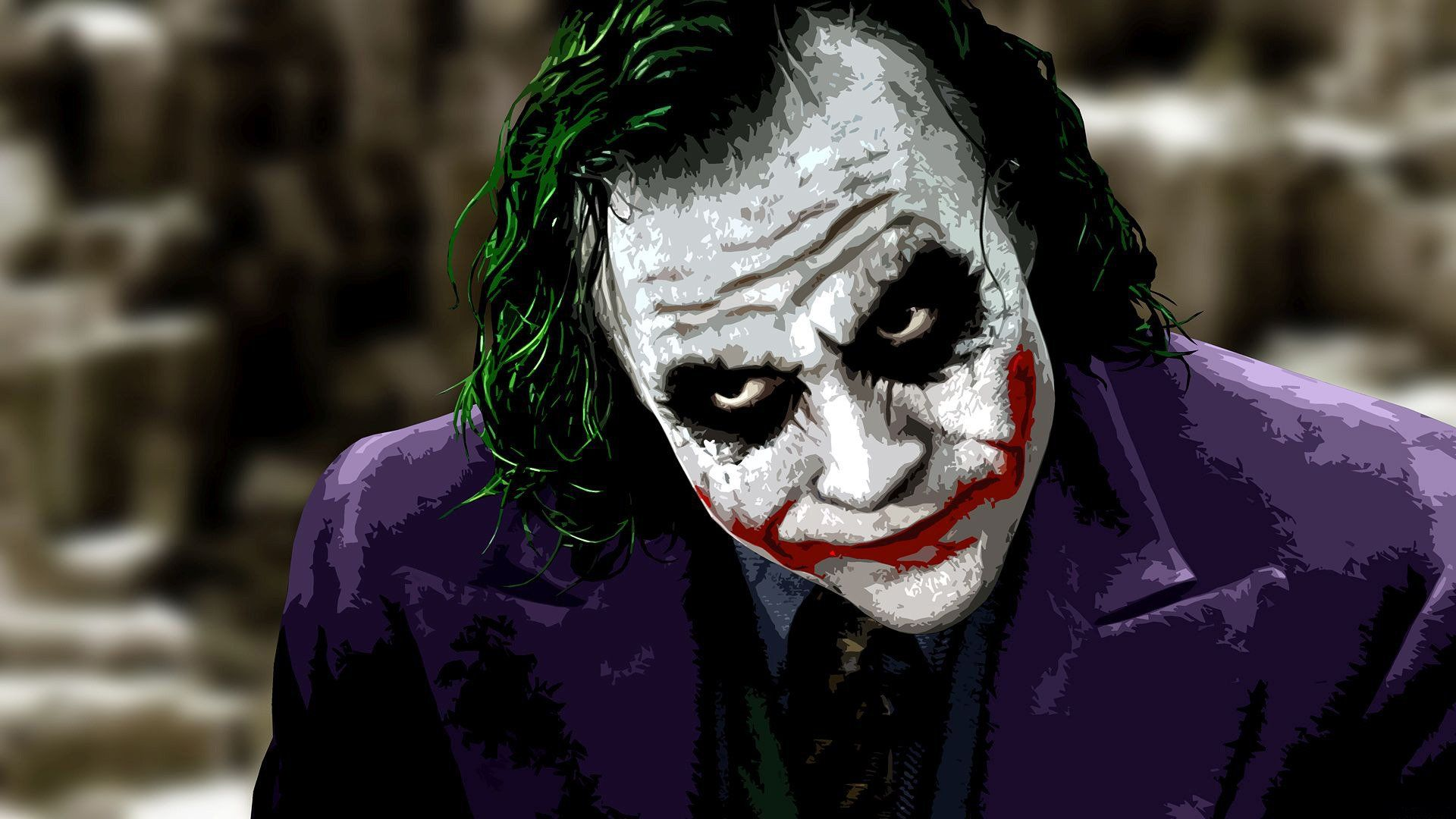 Batman the joker batman the dark knight hd wallpaper 1920 for Joker immagini hd