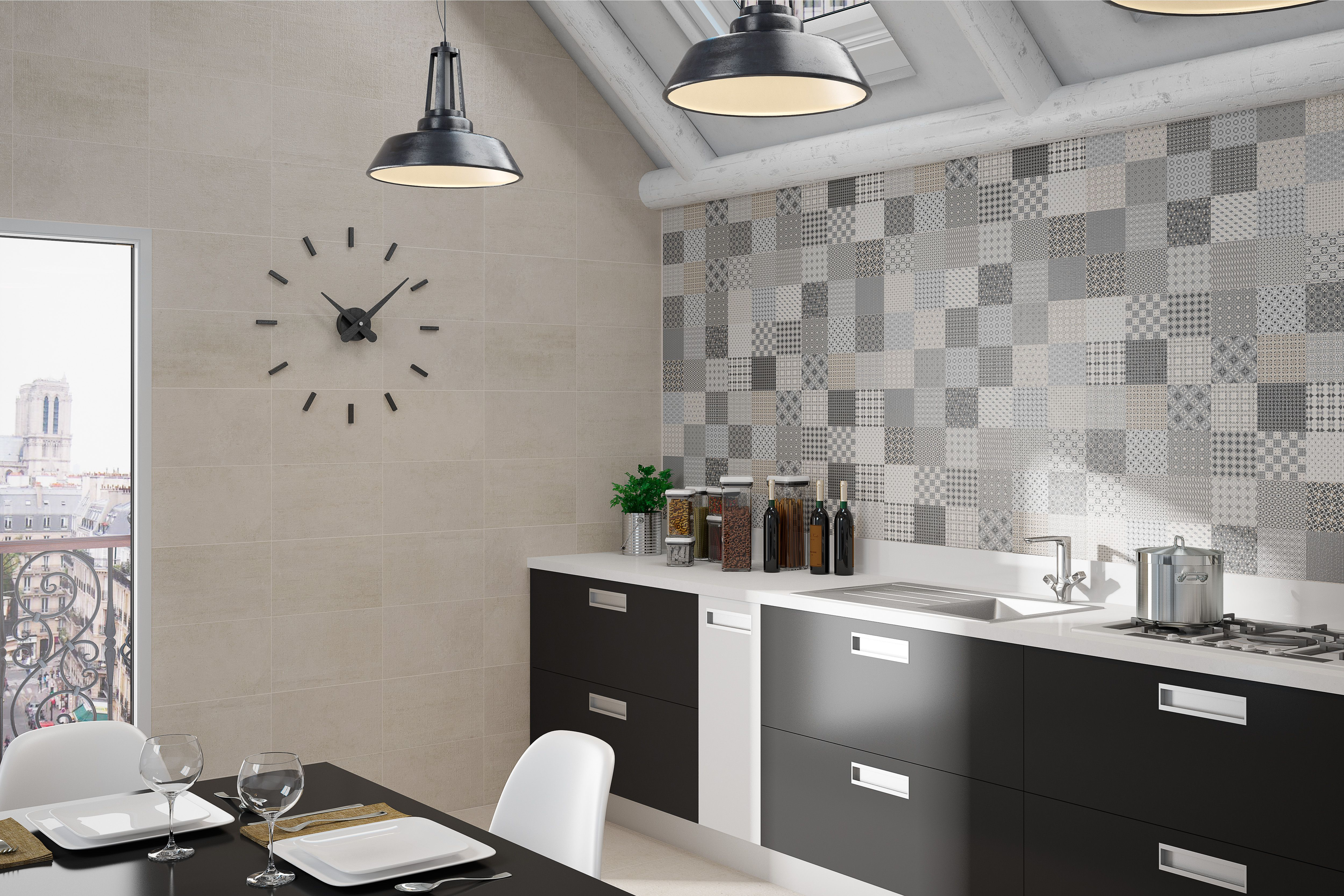 neolitick collection colorker colorker kitchen tiles neolitick collection colorker colorker kitchen tiles whitebody stoneeffect decor interiors kitchen inspiration pinterest interiors and