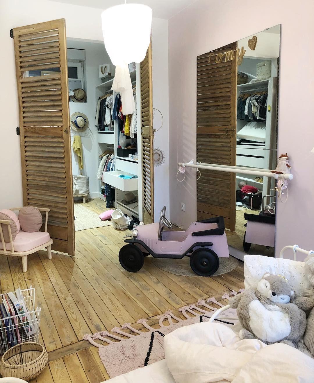 Jenny Gevaert On Instagram Reve De Petite Fille Romy Sroom Kids Room Room Dressing