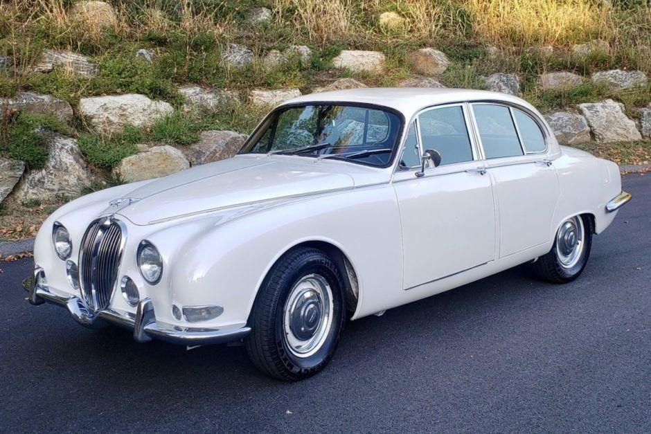 40 Years Owned 1967 Jaguar 3 8 S Type Jaguar S Type Jaguar Fun Anniversary Ideas