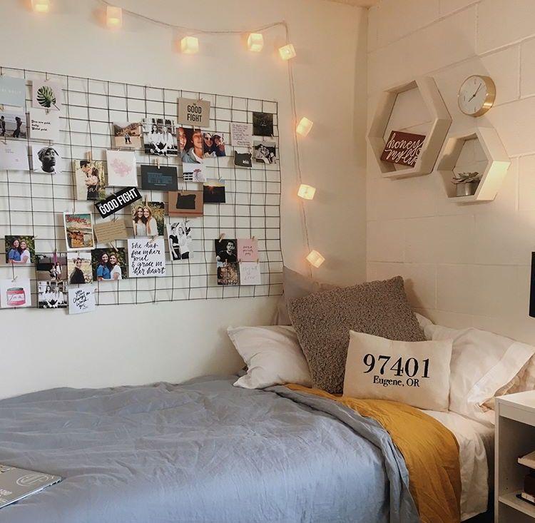 Wohnheim Zimmer, Zimmer Deko