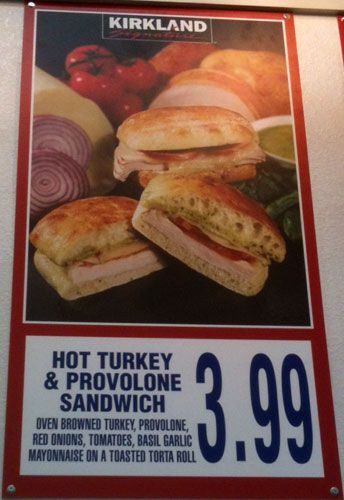 Turkey And Provolone Sandwich Calories And Nutritional Facts With
