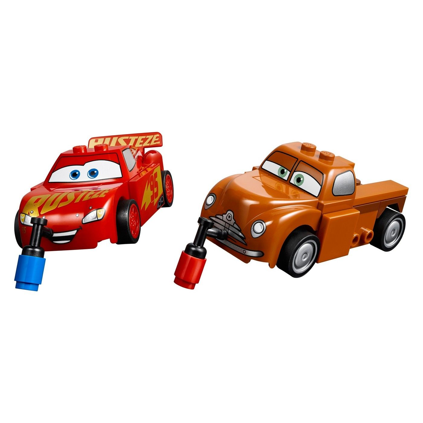 Legoâ Juniors Disneyâpixarâ20cars 3 Smokeys Garage 10743
