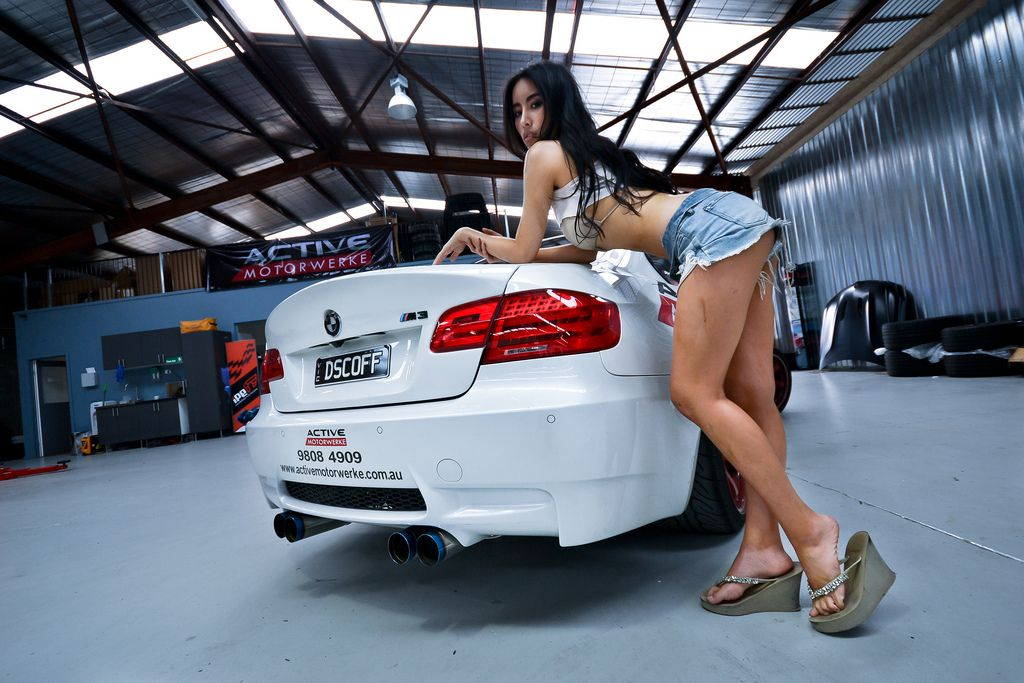 Matchless import cars and sexy women