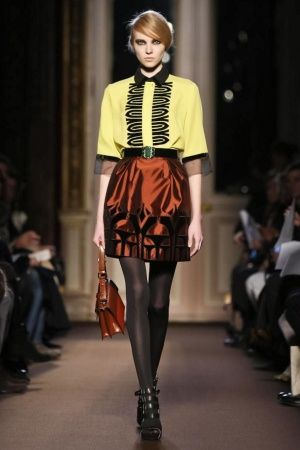 Andrew GN Fall Winter Ready To Wear 2013 Paris