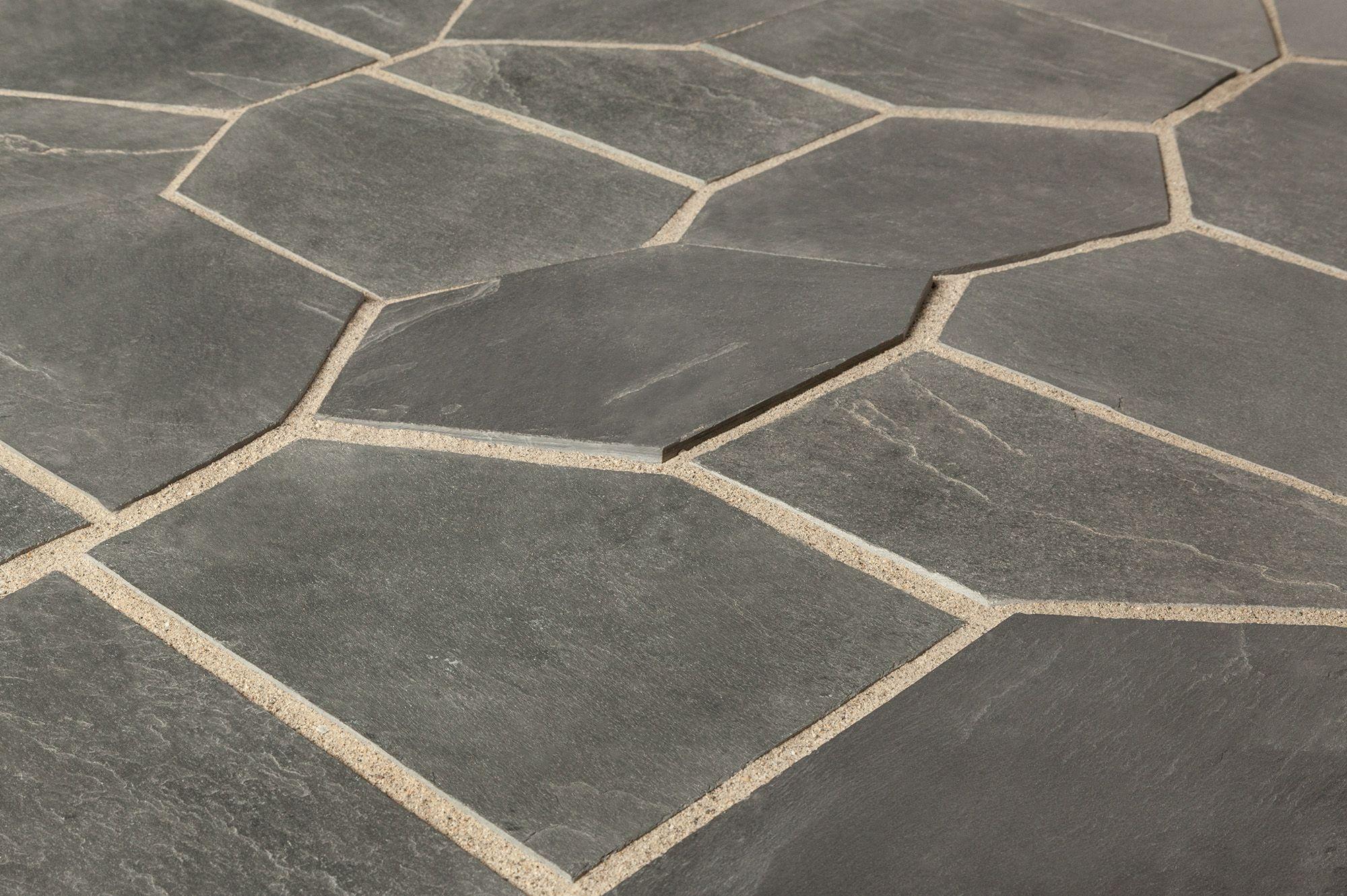 Builddirect Roterra Slate Tile Meshed Back Patterns Slate Tile Tile Mesh Builddirect
