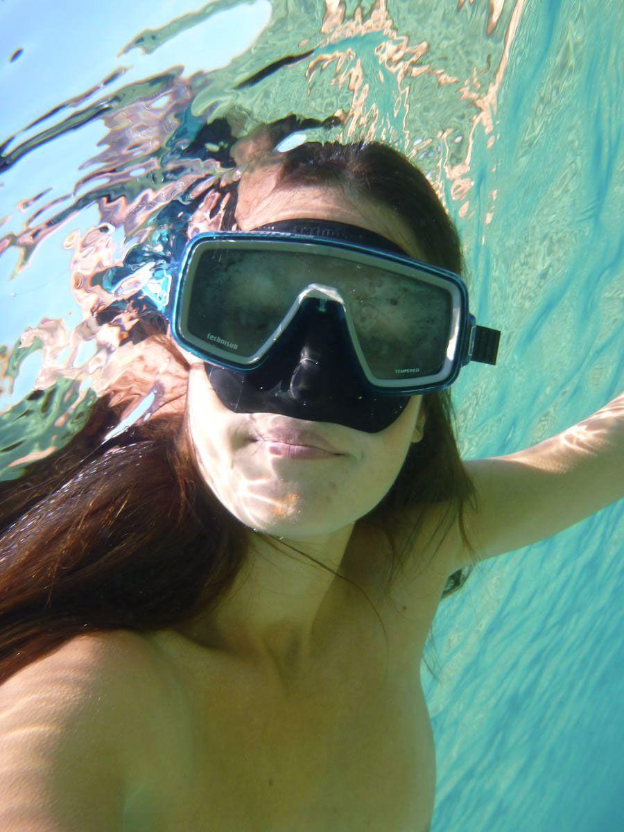 Diving Naked Scuba Woman Porn Videos Pornhubcom