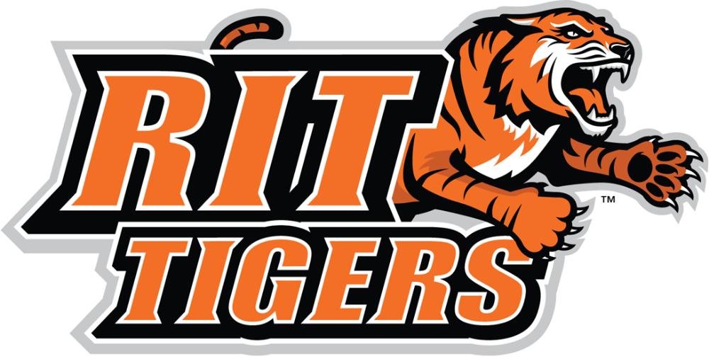 Rit Tigers Primary Logo 2004 Pres