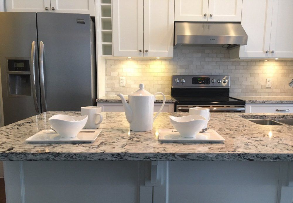 """How to remove stains from Granite. """"Homemade Poultice"""
