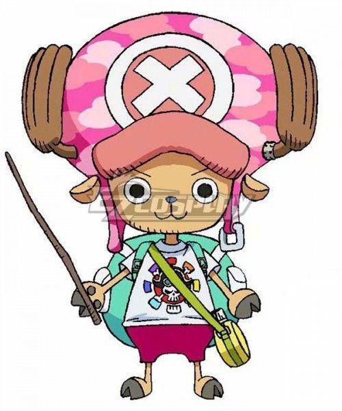 One Piece: Stampede 2019 Movie Tony Tony Chopper Cosplay