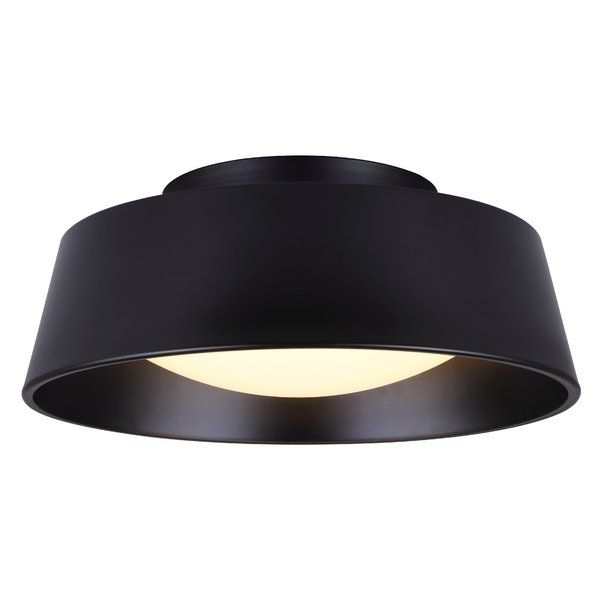 You Ll Love The Templehof Led Flush Mount At Allmodern With Great Deals On Modern Lighting Products And Free Shipping Most Stuff Even
