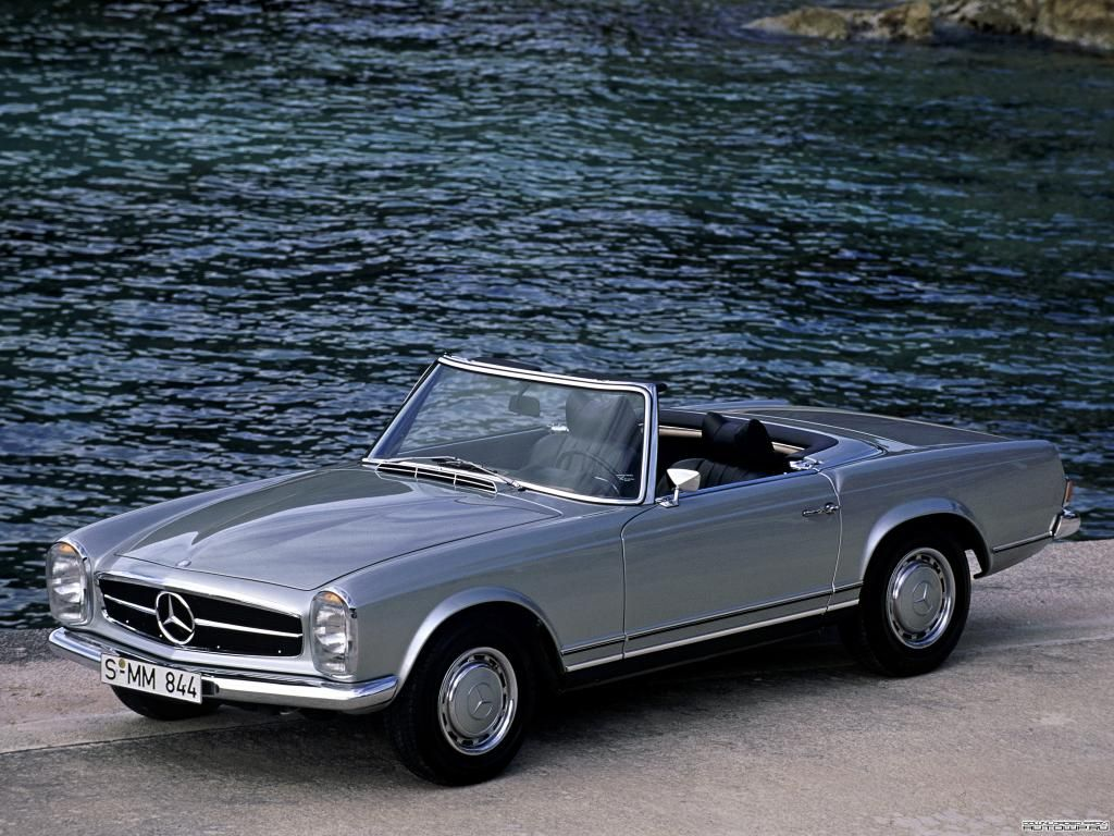 Silver 280sl With Images Mercedes Mercedes Convertible Benz