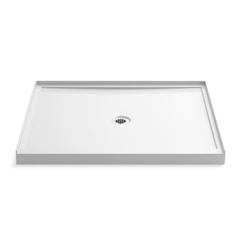 Kohler K 8648 Rely 42 X 48 Shower Base With Single Threshold And