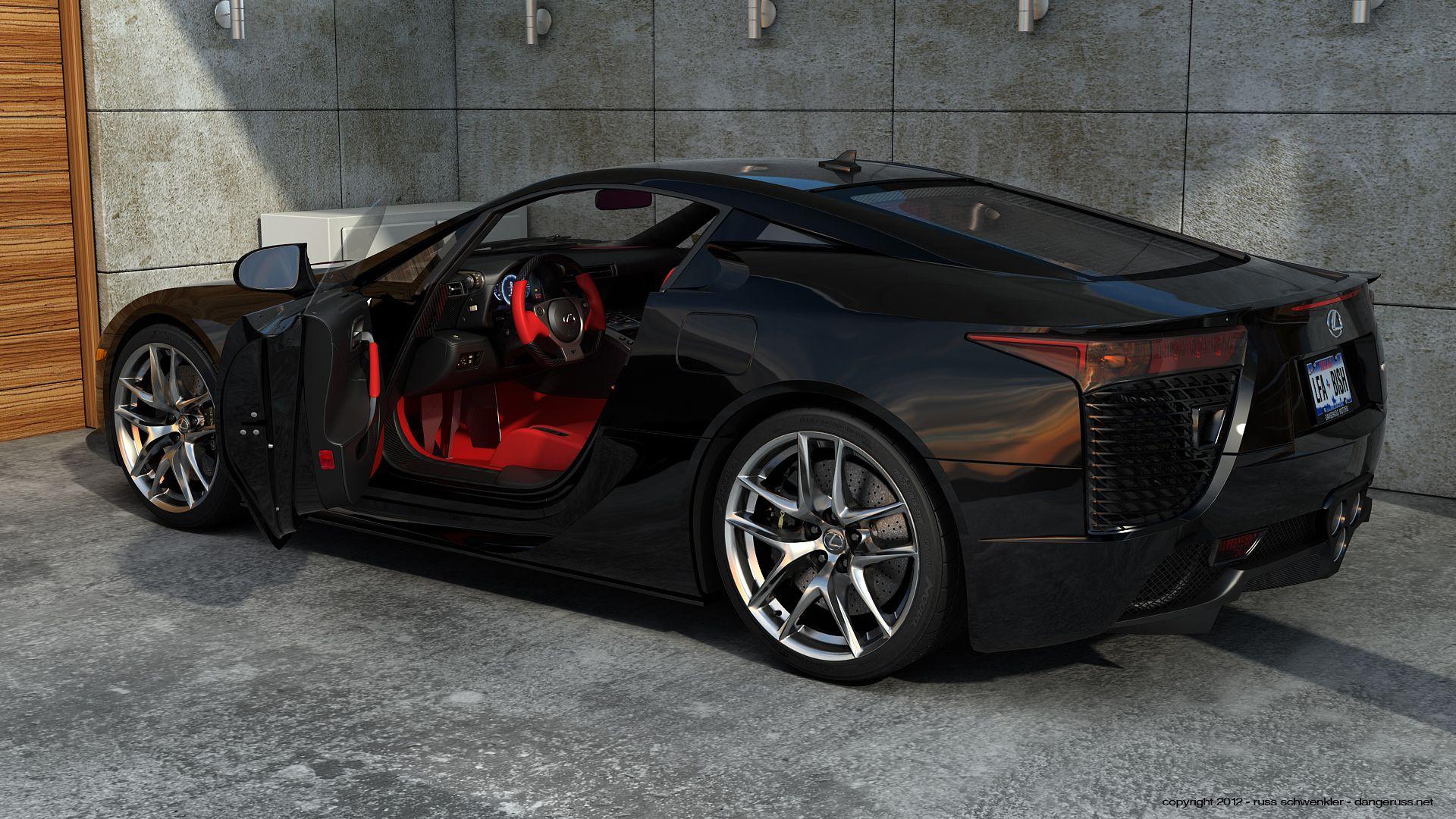 Lexus LFA By ~MixJoe On DeviantART | Vehicle   3D | Pinterest | Lexus LFA,  3ds Max And DeviantART