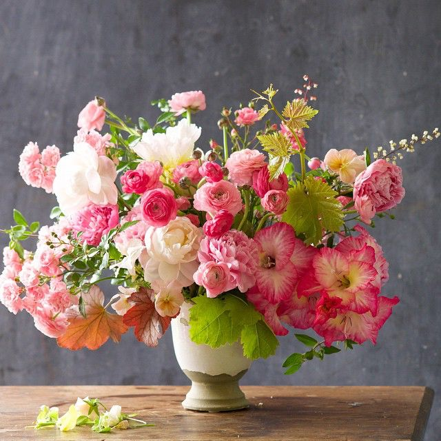 Beautiful June Wedding Flowers Arrangements: Floral Designer
