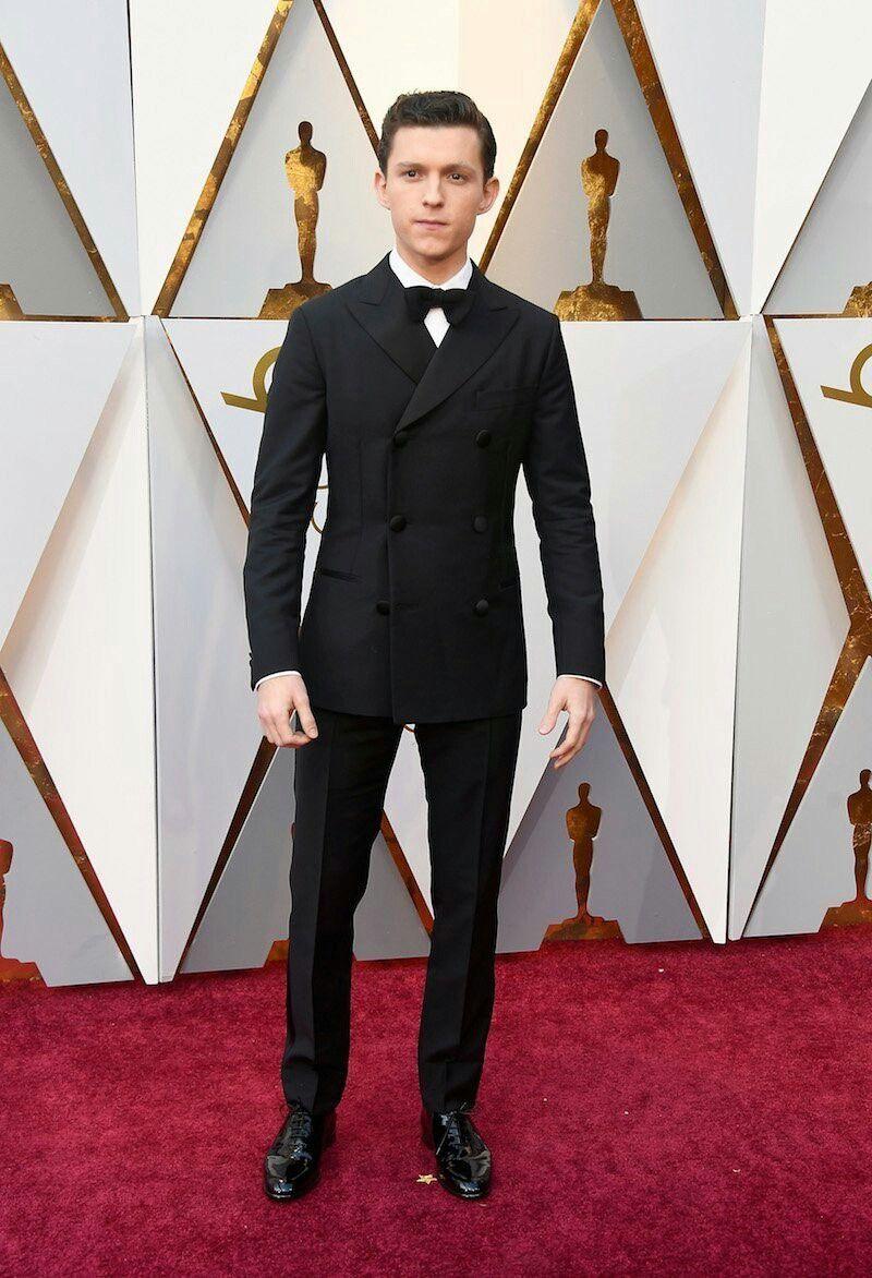 Tom Holland on the Oscars red carpet 04/03 | Tom Holland// SpiderMan
