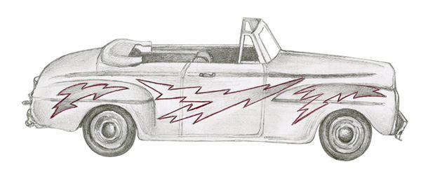 Greese Lighting I Love Grease Lightning Car Polish S