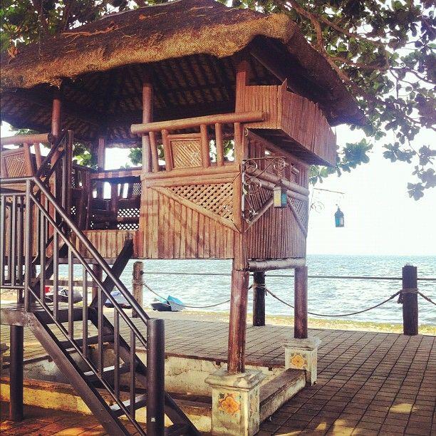 Bahay Kubo ~ Taal Lake ~ Philippines