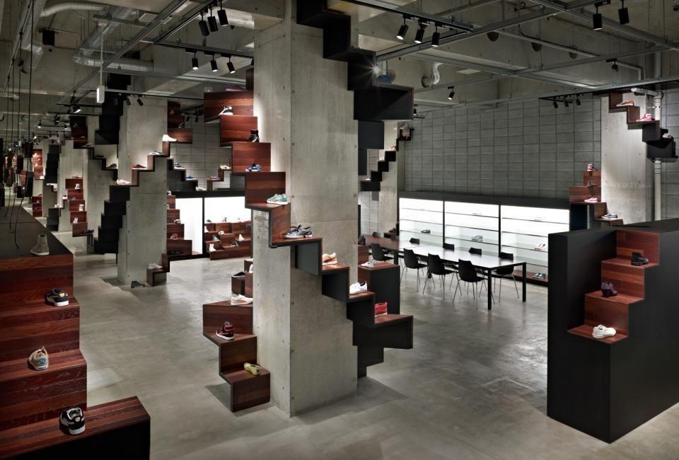 Как вам такой магазин обуви? Http://interior.pro/interiors/