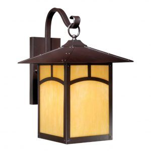 Mission Style Outdoor Lighting Fixtures