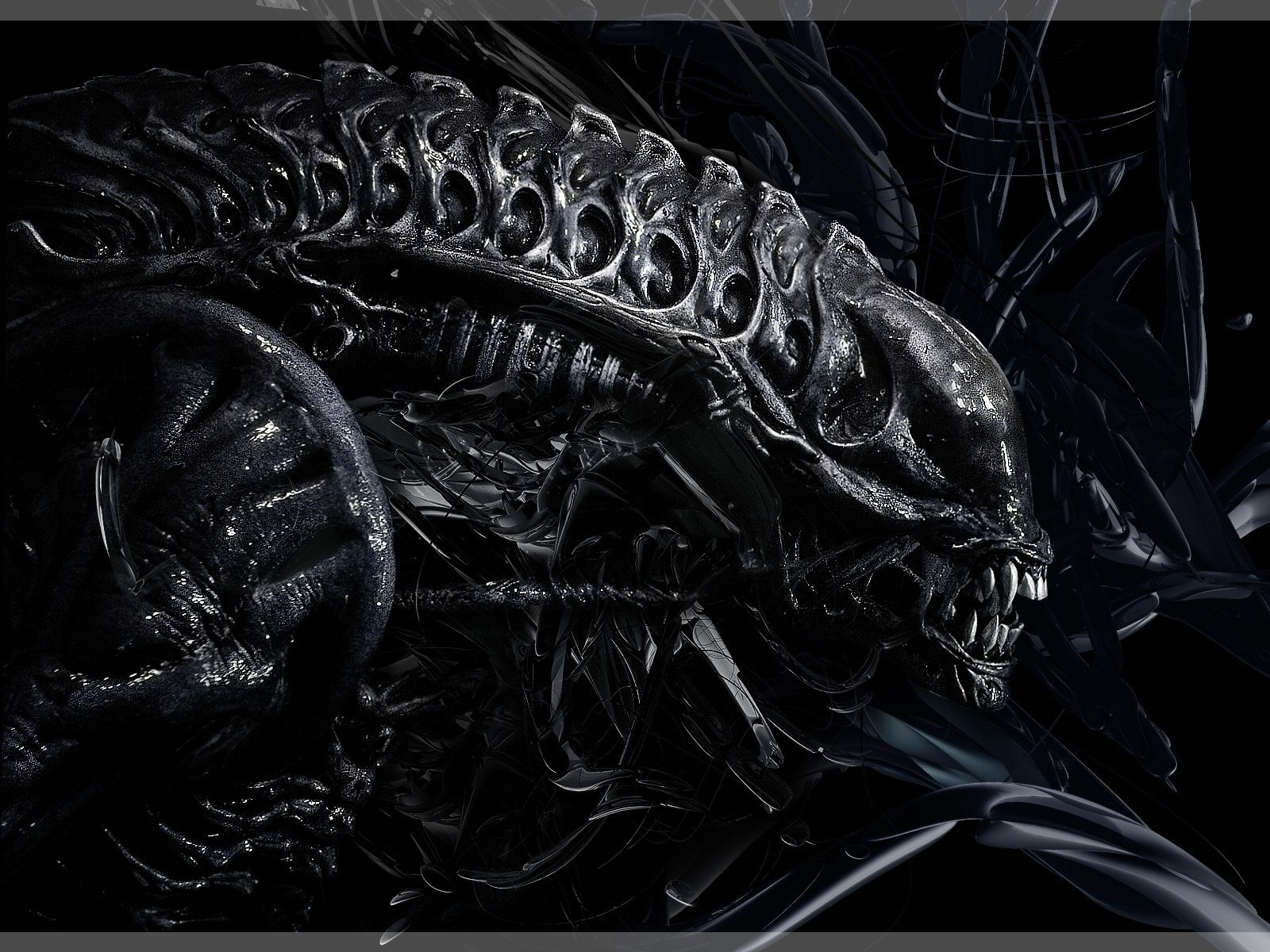Prometheus Movie HD Wallpapers Movie Art Interpretive