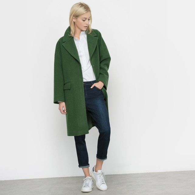 Image Oversize Coat La Redoute Collections