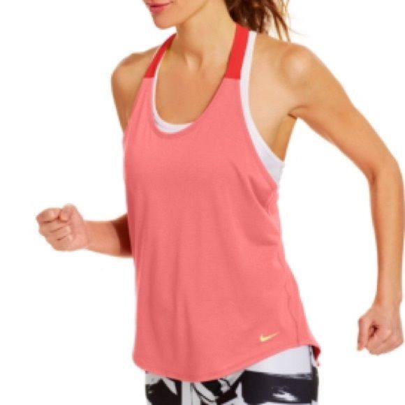 Nike Elastika Tank   Athletic tank tops