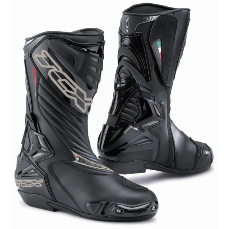 TCX SR1 GoreTex Motorcycle Boots Description The TCX S