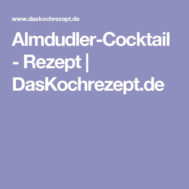 Almdudler Cocktail Rezept Bierteig Rezept Bierteig Teig