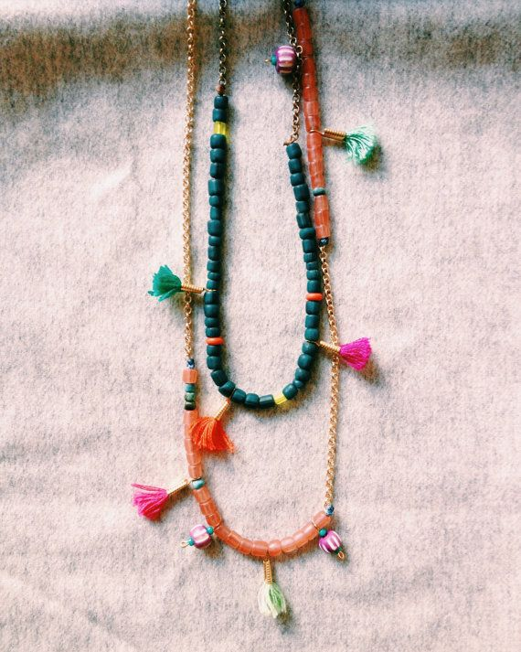 Are you Phuketing Something Necklace by FreckleandCo on Etsy, $45.00
