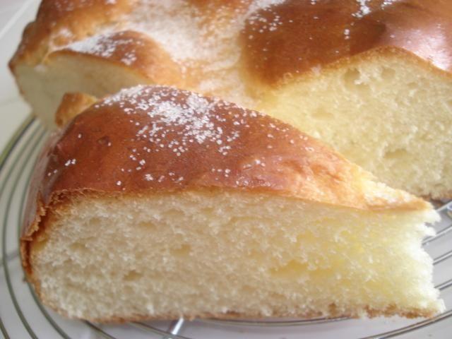 La Fouace Est Un Très Ancien Gâteau Traditionnel De Laveyron