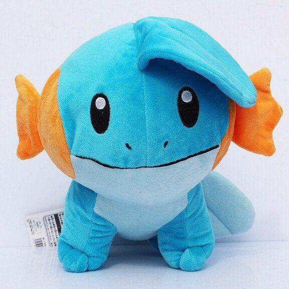 Pokemon Mudkip 8 inch Plush