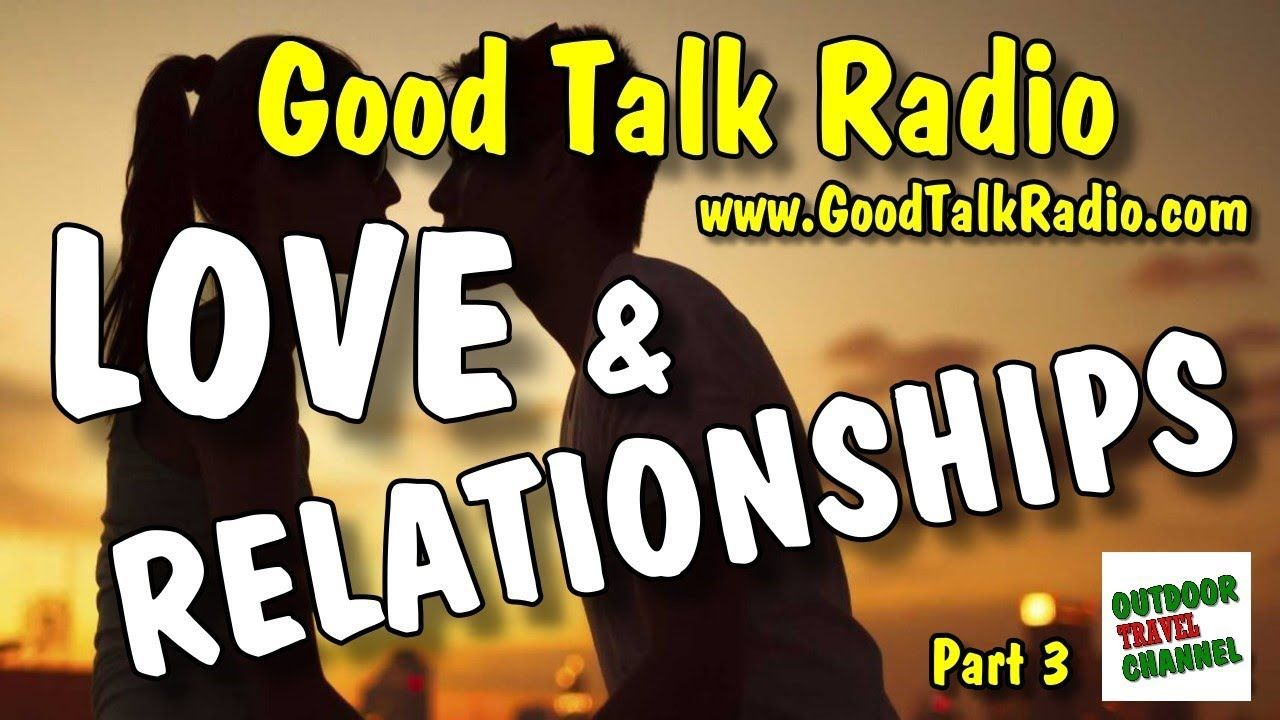 Pin on Good Talk Radio Program