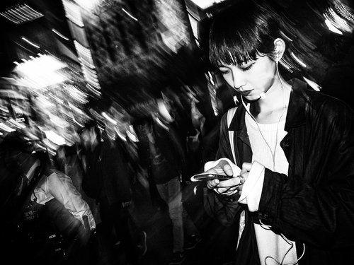 Shibuya Street - TOKYO 2016 by Ash