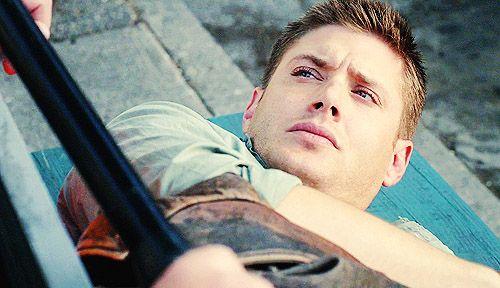 Hobo Dean #Supernatural