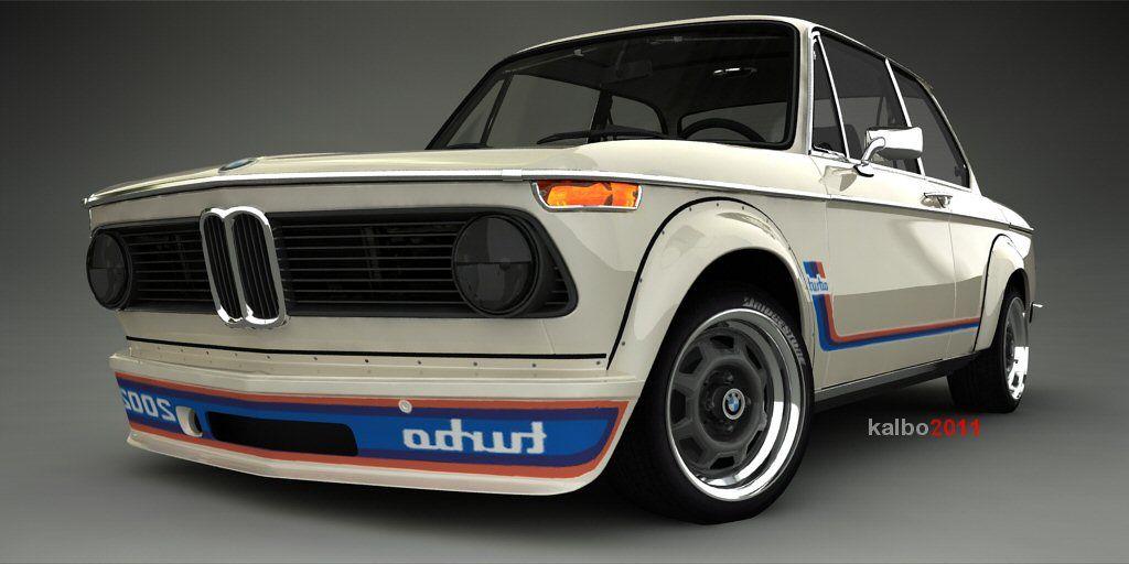 1973 Bmw 2002 Turbo From Cgpinoy By Kalbo Bmw 2002 Pinterest