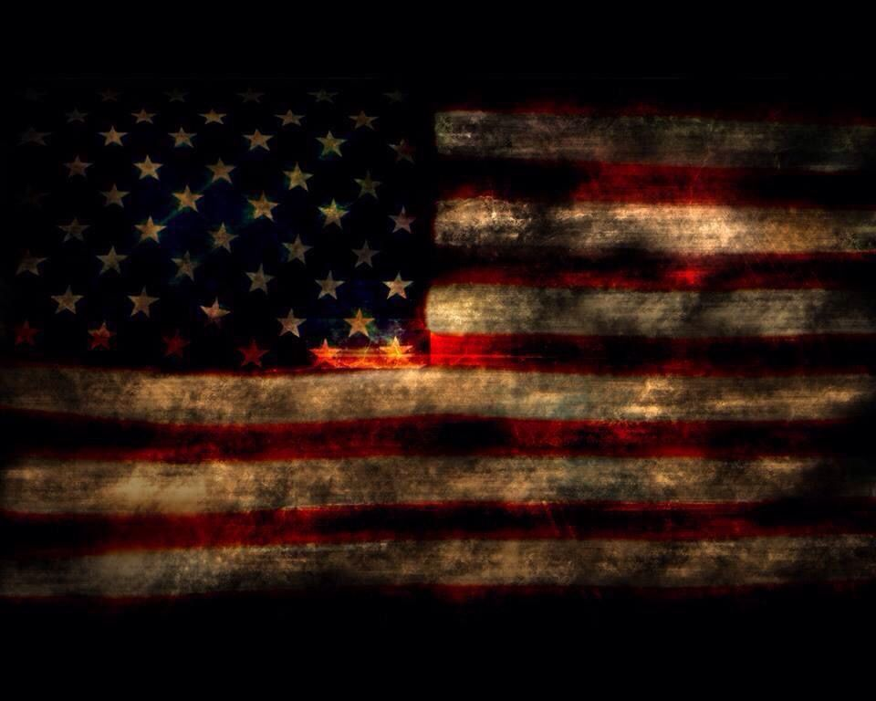 Dark Flag Army American flag background, American flag wallpaper