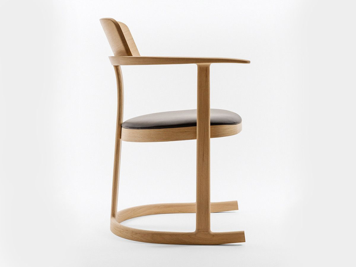 Bodleian Libraries Chair is Isokon Plus's most recent collaboration with designers Edward Barber and Jay Osgerby.