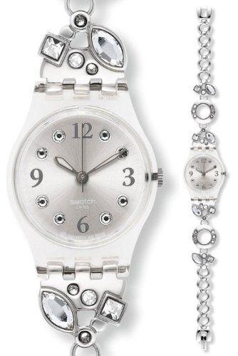 322f3362 Swatch LK321G Swatch. $85.00. Metal strap. Swiss quartz movement ...